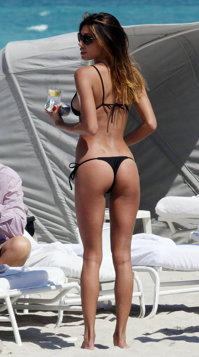 Tiny Ass In Thong