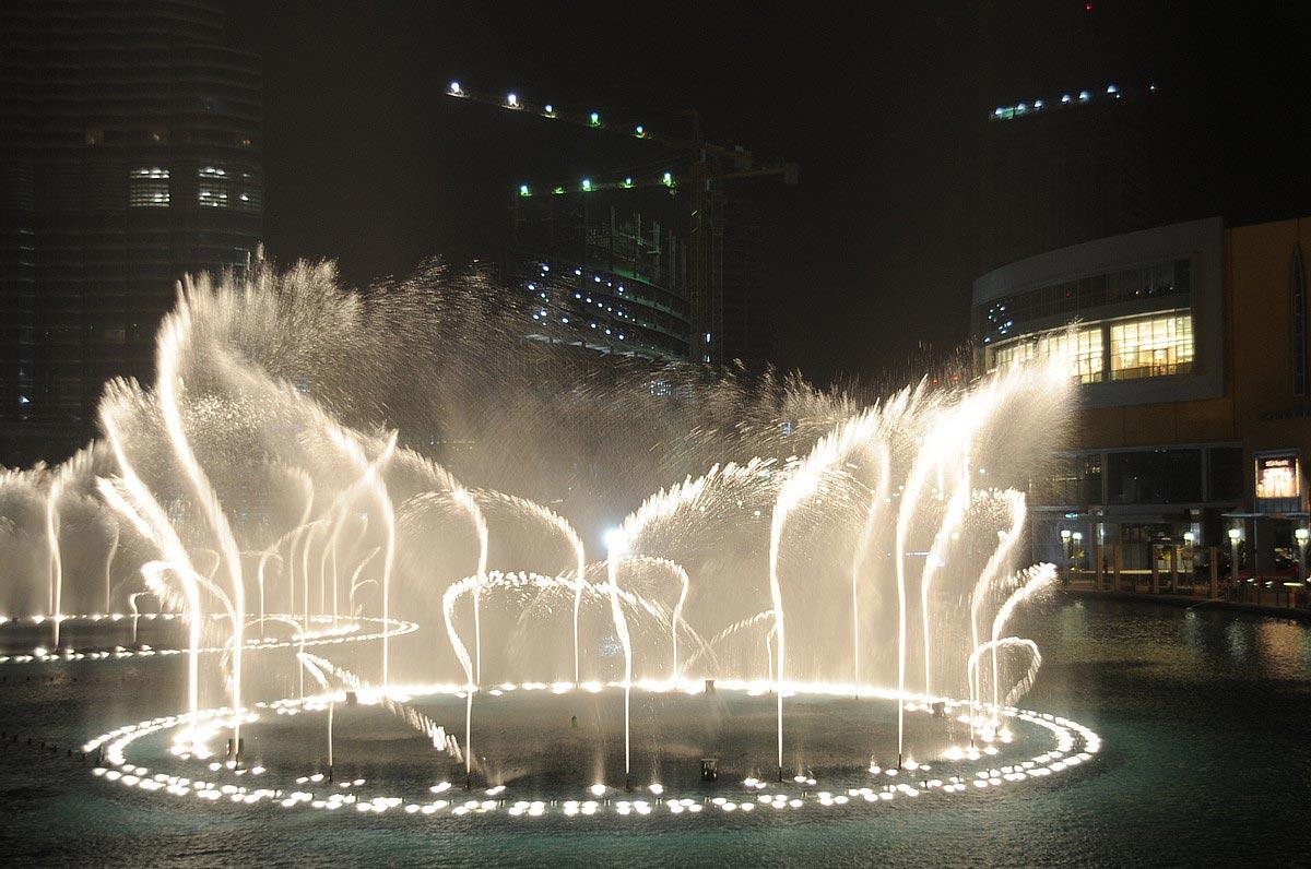Water Fountain in Dubai