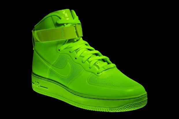 air force 1 verde neon